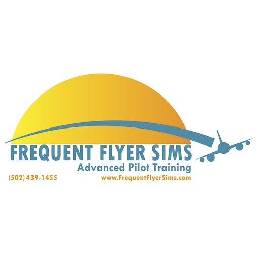 Frequent Flyer Sims Logo