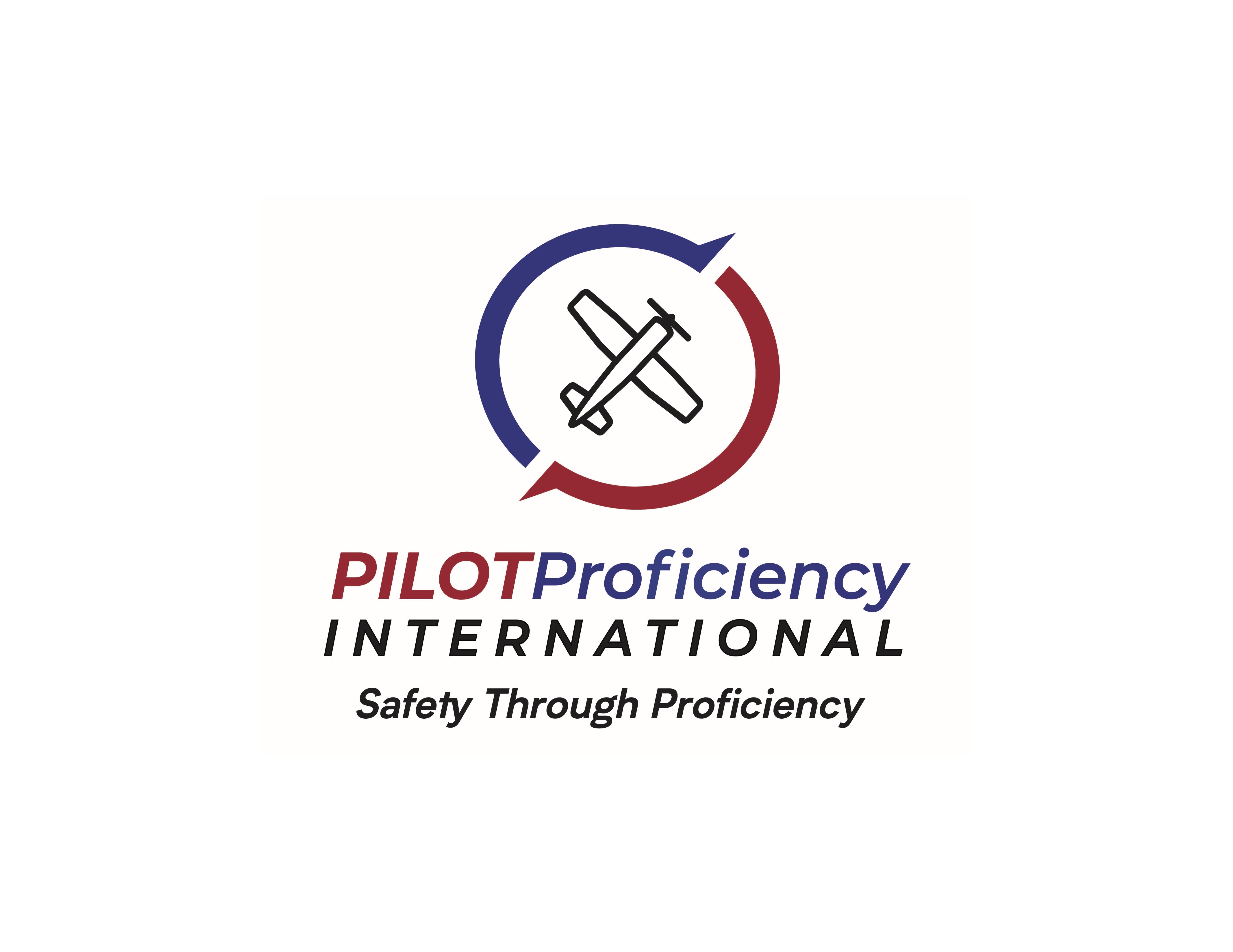 Pilot Proficiency International Logo Dan Weiss Edited