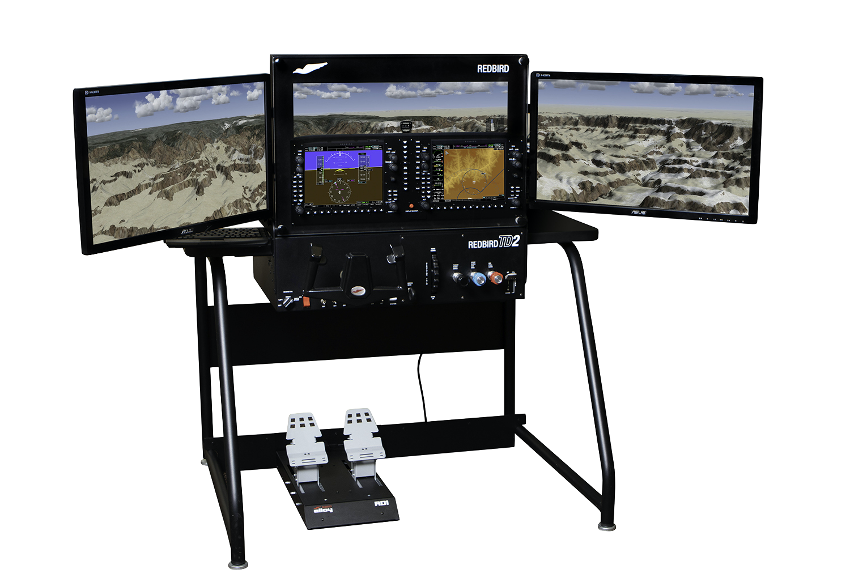 Redbird TD Simulator SOAW