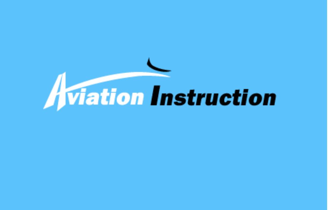 aviation instruction logo